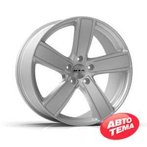 Купить Легковой диск MAK Turismo-FF Silver R21 W9 PCD5x112 ET26 DIA66.45