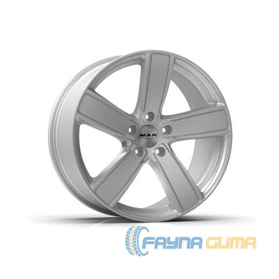 Легковой диск MAK Turismo-FF Silver -
