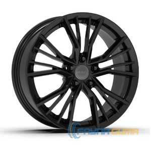 Купить Легковой диск MAK Union Gloss Black R18 W8 PCD5x112 ET39 DIA66.45