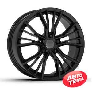Купить Легковой диск MAK Union Gloss Black R21 W9.5 PCD5x112 ET36 DIA66.45