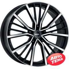 Купить Легковой диск MAK Union Black Mirror R21 W9.5 PCD5x112 ET36 DIA66.45