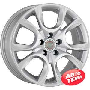Купить Легковой диск MAK Torino W Silver R15 W6 PCD4x98 ET35 DIA58.1