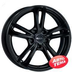 Купить Легковой диск MAK Emblema Gloss Black R17 W7 PCD4x108 ET25 DIA65.1