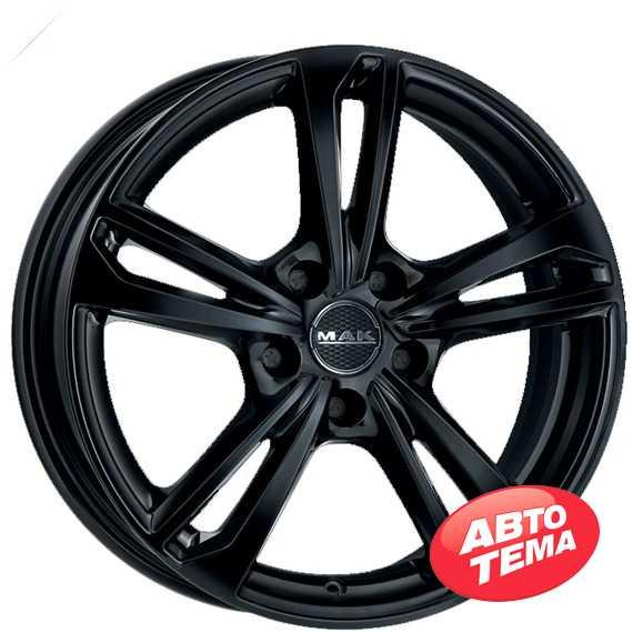 Купить Легковой диск MAK Emblema Gloss Black R17 W7 PCD5x100 ET46 DIA57.1