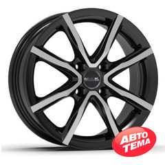 Купить Легковой диск MAK Milano 4 Black Mirror R15 W6 PCD4x100 ET35 DIA72