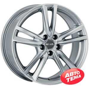 Купить Легковой диск MAK Icona Silver R18 W8 PCD5x112 ET50 DIA57.1