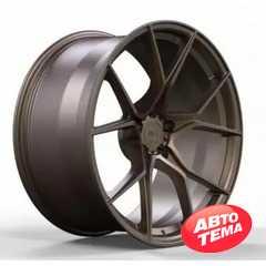 Купить Легковой диск WS FORGED WS1287 MATTE_BRONZE_FORGED R20 W11 PCD5X120 ET43 DIA66.9