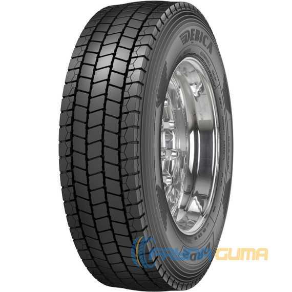 Купить Грузовая шина DEBICA DRD2 (ведущая) 315/70R22.5 154L/152M