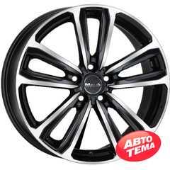 Купить Легковой диск MAK Magma Black Mirror R17 W7.5 PCD5x115 ET45 DIA70.2
