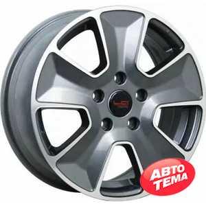 Купить Легковой диск Replica LegeArtis RN536 BKF R16 W6.5 PCD5X114.3 ET50 DIA66.1