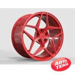 Купить Легковой диск WS FORGED WS2125 GLOSS_RED_FORGED R19 W9 PCD5X114.3 ET45 DIA70.5