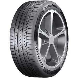 Купить Летняя шина CONTINENTAL PremiumContact 6 225/55R17 97Y