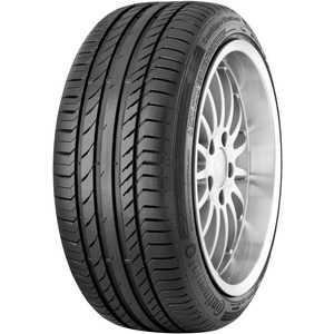Купить Летняя шина CONTINENTAL ContiSportContact 5 SUV 275/50R20 113W