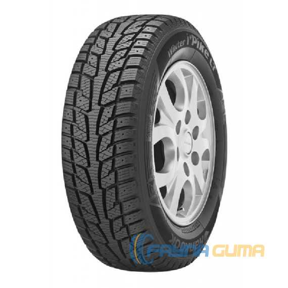 Купить Зимняя шина HANKOOK Winter I Pike LT RW09 215/70R15C 109/107R (Под шип)