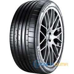 Купить Летняя шина CONTINENTAL ContiSportContact 6 255/45R19 104Y