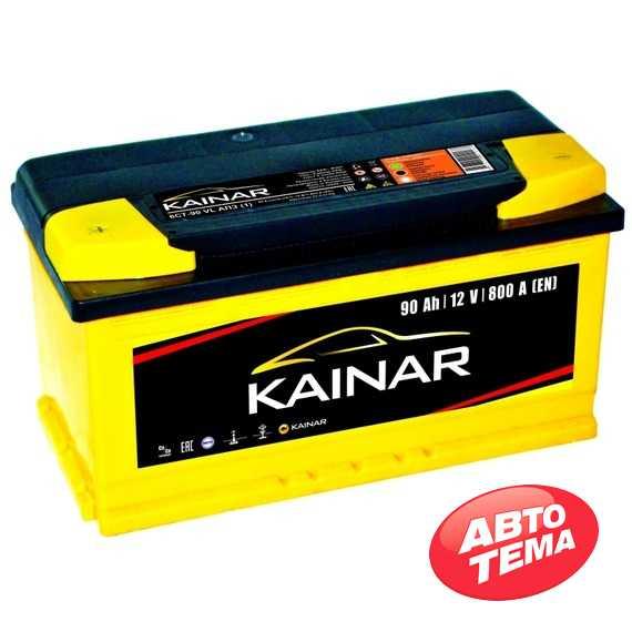 Аккумулятор KAINAR Standart Plus 90Ah-12v -