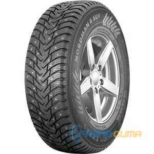 Купить Зимняя шина NOKIAN Nordman 8 SUV (шип) 215/65R16 102T