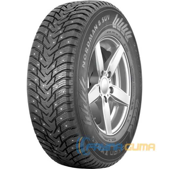 Купить Зимняя шина NOKIAN Nordman 8 SUV (шип) 255/70R15 108T
