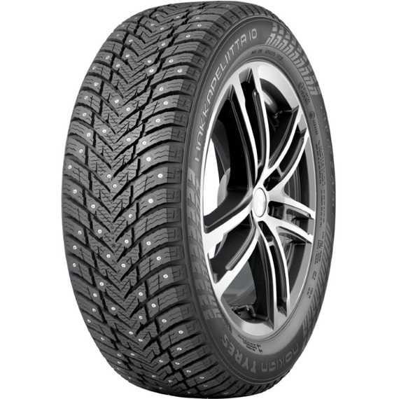 Купить Зимняя шина NOKIAN Hakkapeliitta 10 (Шип) 245/45R18 100T