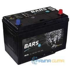 Аккумулятор BARS ASIA 6СТ-100 -