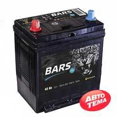 Купить Аккумулятор BARS ASIA 6СТ-42 R Plus (пт 350)(не обслуж)