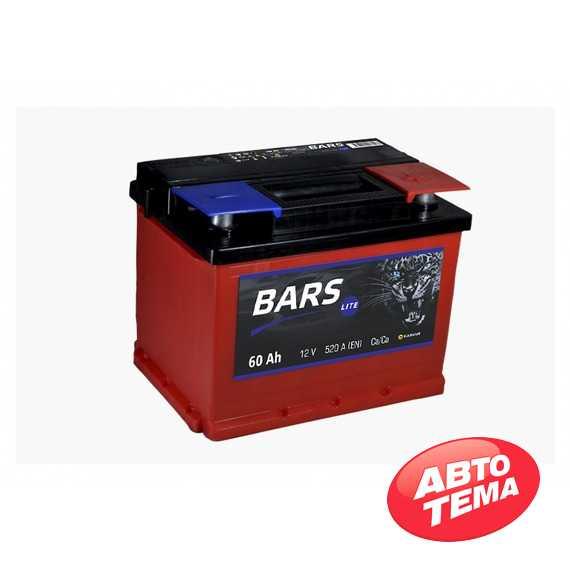 Аккумулятор BARS 6СТ-60 Lite -