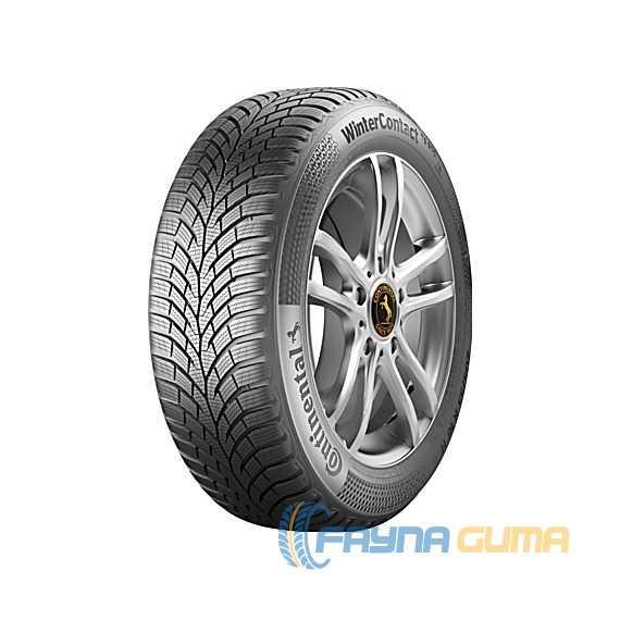 Купить Зимняя шина CONTINENTAL WinterContact TS870 195/65R15 91T