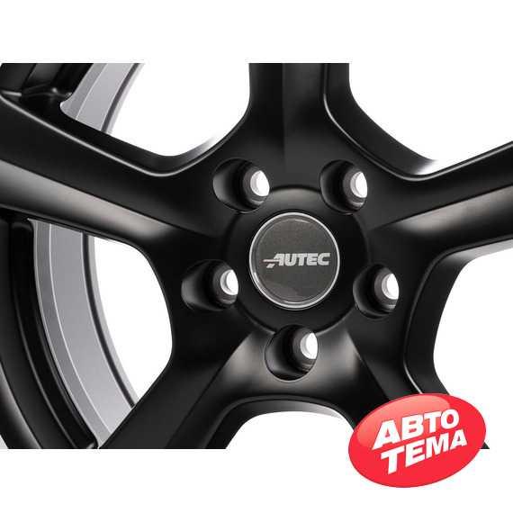 Купить Легковой диск AUTEC Ionik Schwarz matt poliert R15 W6 PCD4x108 ET45 DIA63.3