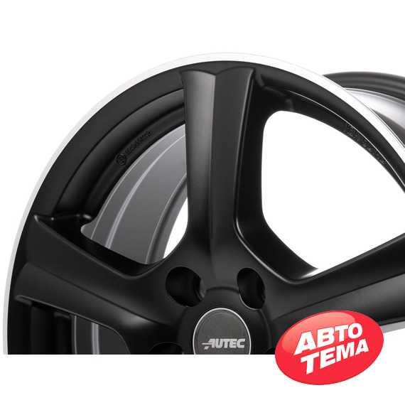 Купить Легковой диск AUTEC Ionik Schwarz matt poliert R17 W6.5 PCD5x114.3 ET45 DIA66.1