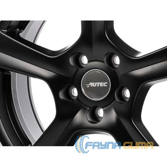Купить Легковой диск AUTEC Ionik Schwarz matt poliert R18 W7.5 PCD5x108 ET49 DIA65.1