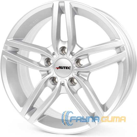 Купить Легковой диск AUTEC Kitano Brillantsilber R17 W7.5 PCD5x112 ET52 DIA66.6