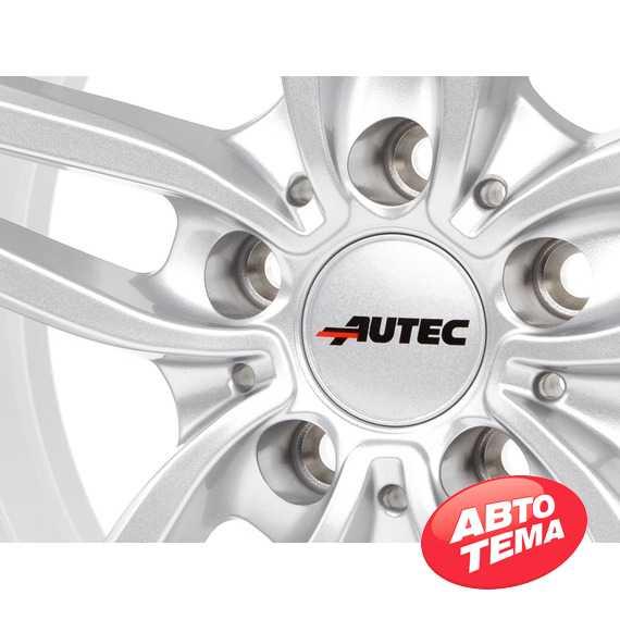 Купить Легковой диск AUTEC Kitano Brillantsilber R17 W7.5 PCD5x120 ET43 DIA72.6