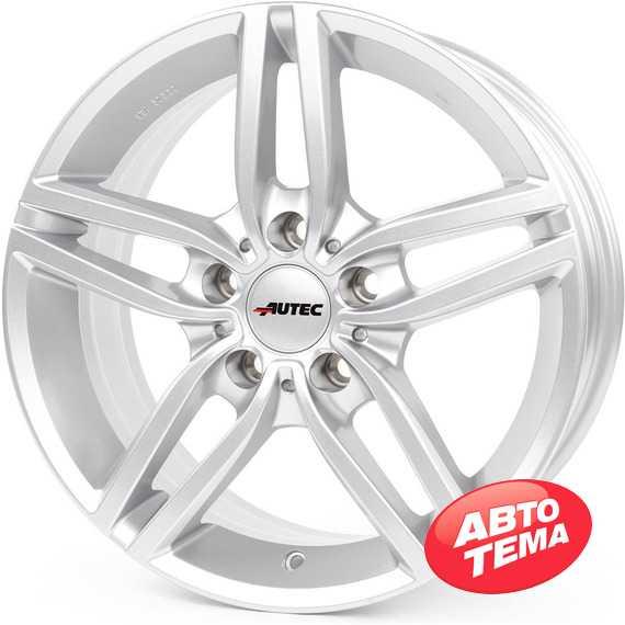 Купить Легковой диск AUTEC Kitano Brillantsilber R19 W8 PCD5x112 ET30 DIA66.6