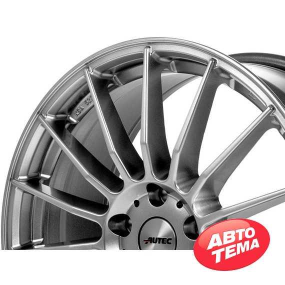 Купить Легковой диск AUTEC Lamera Hypersilber R17 W7.5 PCD5x114.3 ET37 DIA70.1