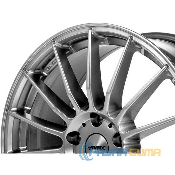 Купить Легковой диск AUTEC Lamera Hypersilber R18 W8 PCD5x112 ET38 DIA70.1