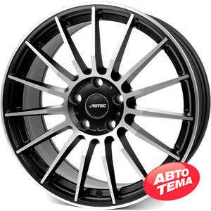 Купить Легковой диск AUTEC Lamera Schwarz matt poliert R19 W8 PCD5x114.3 ET38 DIA70.1