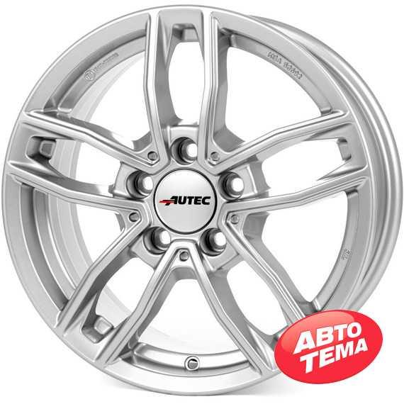 Купить Легковой диск AUTEC Mercador Brillantsilber R16 W6.5 PCD5x112 ET38 DIA66.5