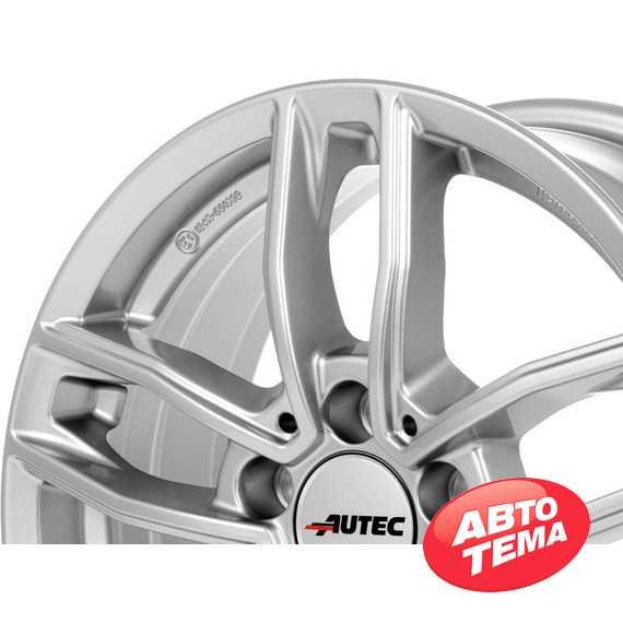 Купить Легковой диск AUTEC Mercador Brillantsilber R16 W6.5 PCD5x112 ET44 DIA66.5