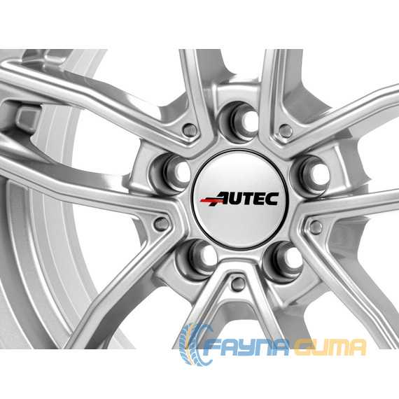 Купить Легковой диск AUTEC Mercador Brillantsilber R17 W7.5 PCD5x112 ET36 DIA66.5