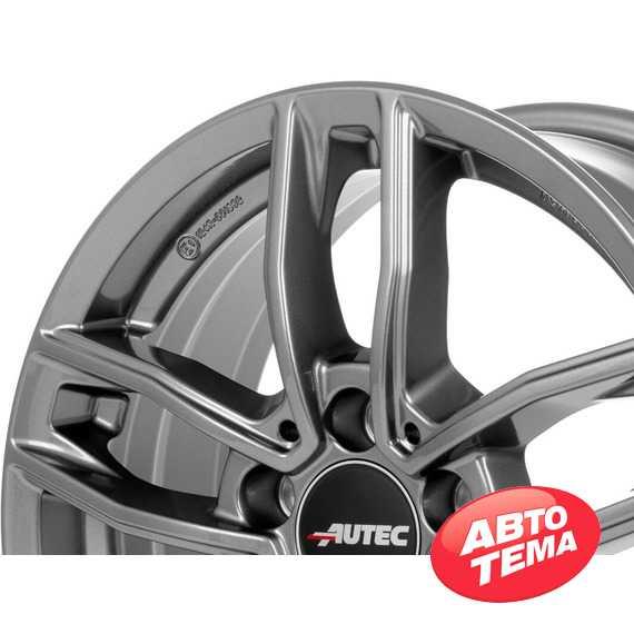 Купить Легковой диск AUTEC Mercador Titansilber R16 W6.5 PCD5x112 ET38 DIA66.5