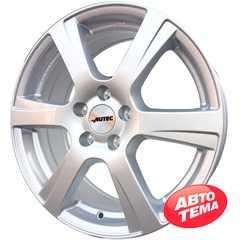 Купить AUTEC Polaric Brillantsilber R16 W6.5 PCD5x114.3 ET45 DIA70.1