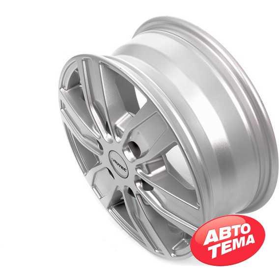 Купить Легковой диск AUTEC Quantro 6 Brillantsilber R16 W6.5 PCD6x139.7 ET56 DIA92.4