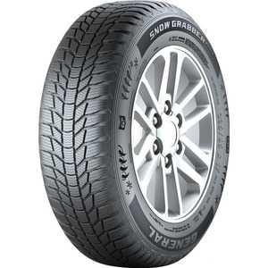 Купить Зимняя шина GENERAL TIRE Snow Grabber Plus 235/60R17 107H