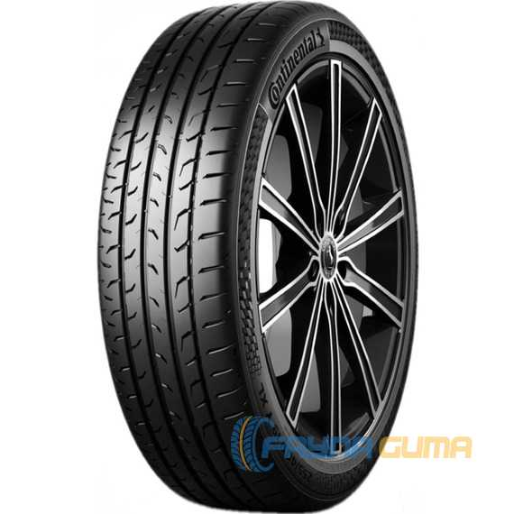Купить Летняя шина CONTINENTAL MaxContact MC6 255/35R20 97Y