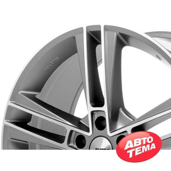 Купить Легковой диск AUTEC Rias Titansilber matt poliert R19 W8.5 PCD5x112 ET30 DIA70.1