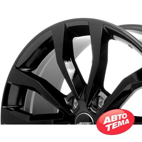 Купить Легковой диск AUTEC Uteca Schwarz glanzend R18 W8 PCD5x112 ET38 DIA57.1