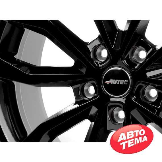Купить Легковой диск AUTEC Uteca Schwarz glanzend R18 W8 PCD5x112 ET45 DIA66.5