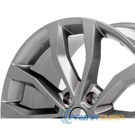 Купить Легковой диск AUTEC Uteca Titansilber R17 W7.5 PCD5x114.3 ET49 DIA70.1