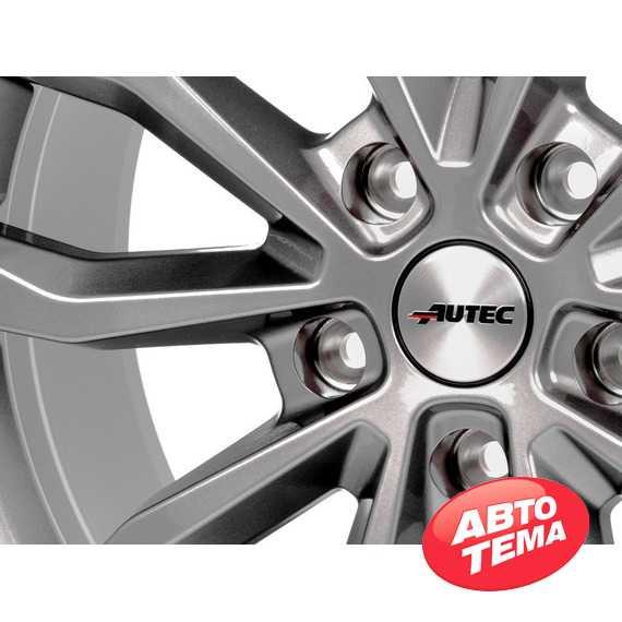 Купить Легковой диск AUTEC Uteca Titansilber R18 W8 PCD5x108 ET45 DIA70.1