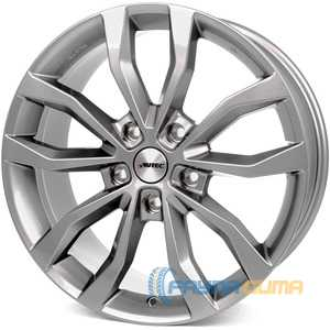Купить Легковой диск AUTEC Uteca Titansilber R18 W8 PCD5x114.3 ET45 DIA70.1